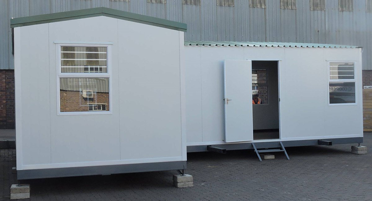 Mobile Parkhome/Container Units For Sale