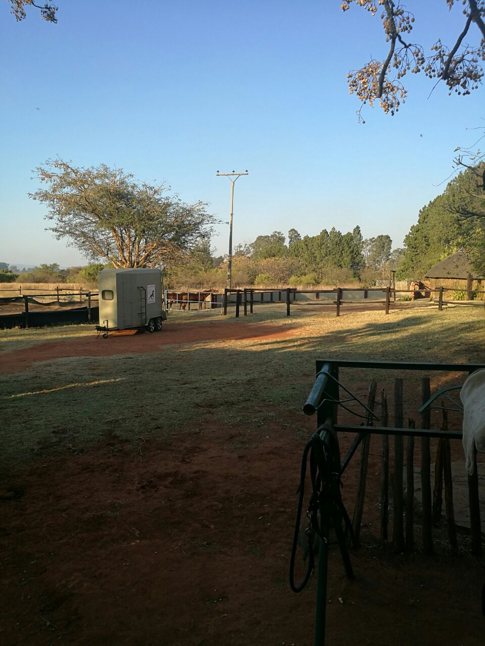 Stabling near  Pta north