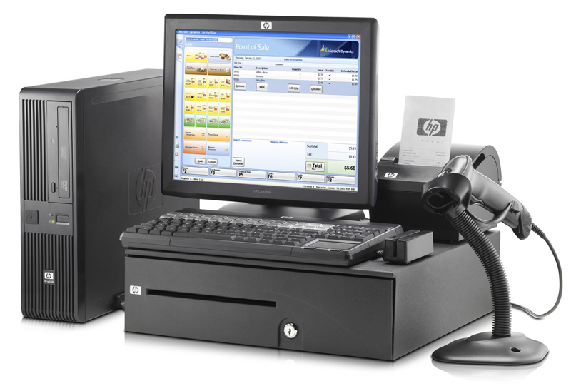 Pos Hardware Equipments Only (Windows7) No Pos Softwares