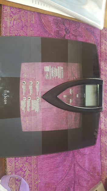 Tanita  body scanner/scale