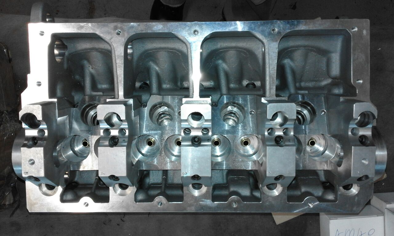 VW 1.9 TDI CYLINDER HEAD'S