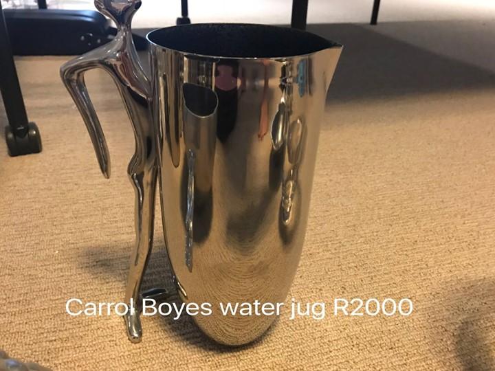 Carol Boyes water jug