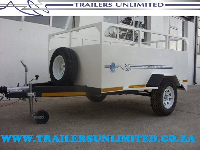 TRAILERS UNLIMITED. VERY STRONG UTILITY TRAILERS.