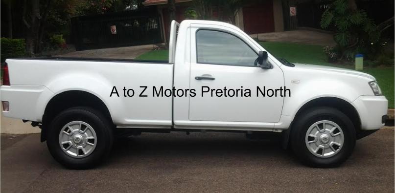 2012 Tata Xenon 3.0L Fleetline
