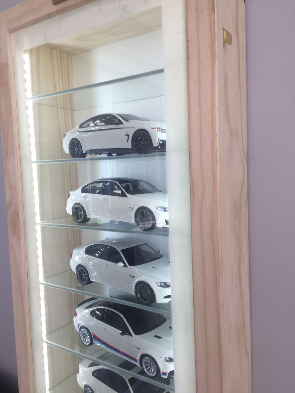 CABINETS - ,Custom made Display /Show Cabinets for Characters, Collectibles etc. Dust Proof !