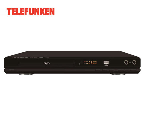 TELEFUNKEN TDV-322 DVD PLAYER