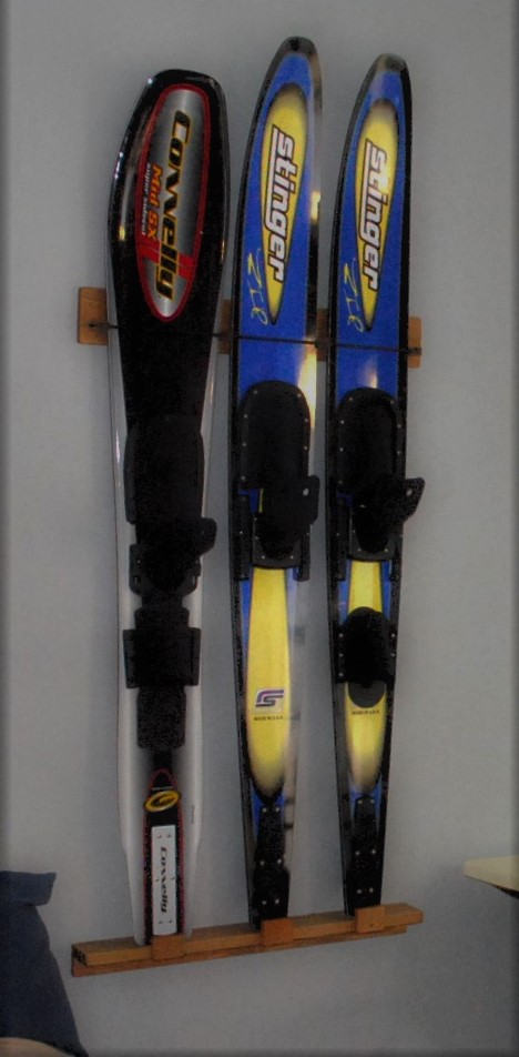 WATER SKIS  - STINGER PAIR AND CONNELLY SLALOM