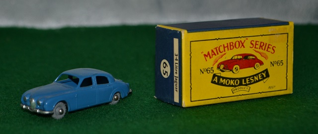 Amazing Collection of over 50 Matchbox Cars in Boxes