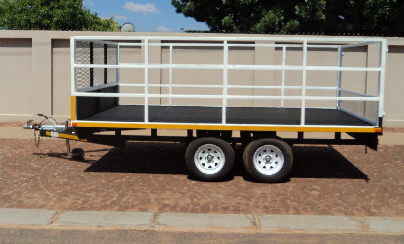 TRAILERS TO RENT.