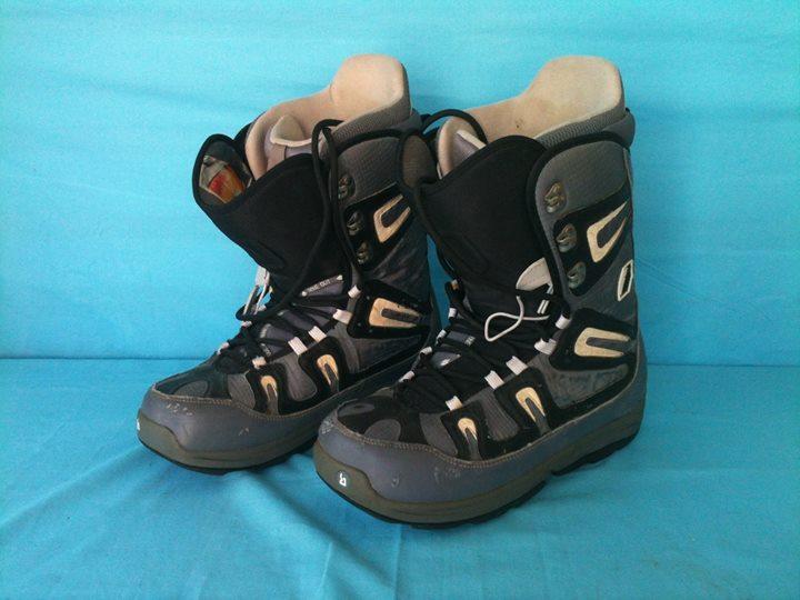 """Burton"" Snow Board Boots. Size 11 ."