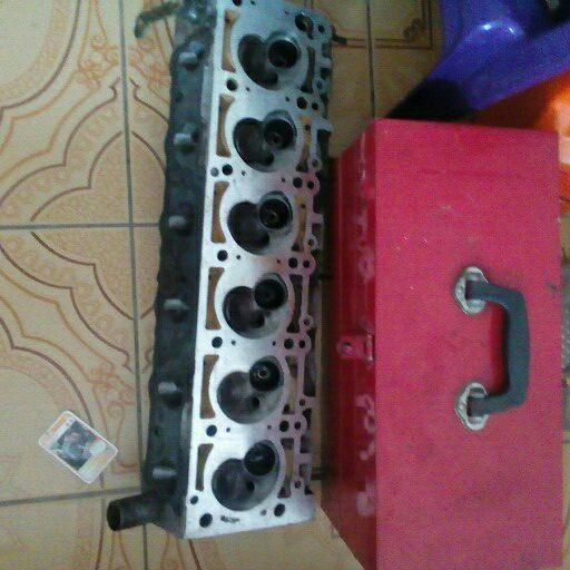 Merc W124 300 TE CYLINDER HEAD FOR R3500neg