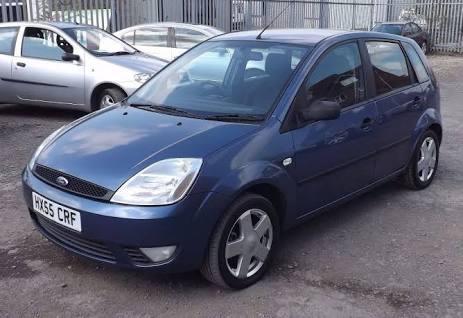 2005 Ford Fiesta 1.4i 5 door