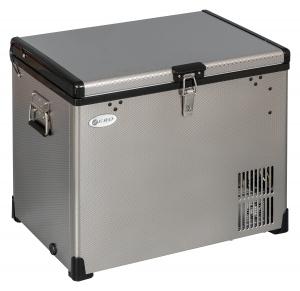Stainless Steel Camping fridge / freezer GAS/ELEC | Junk Mail