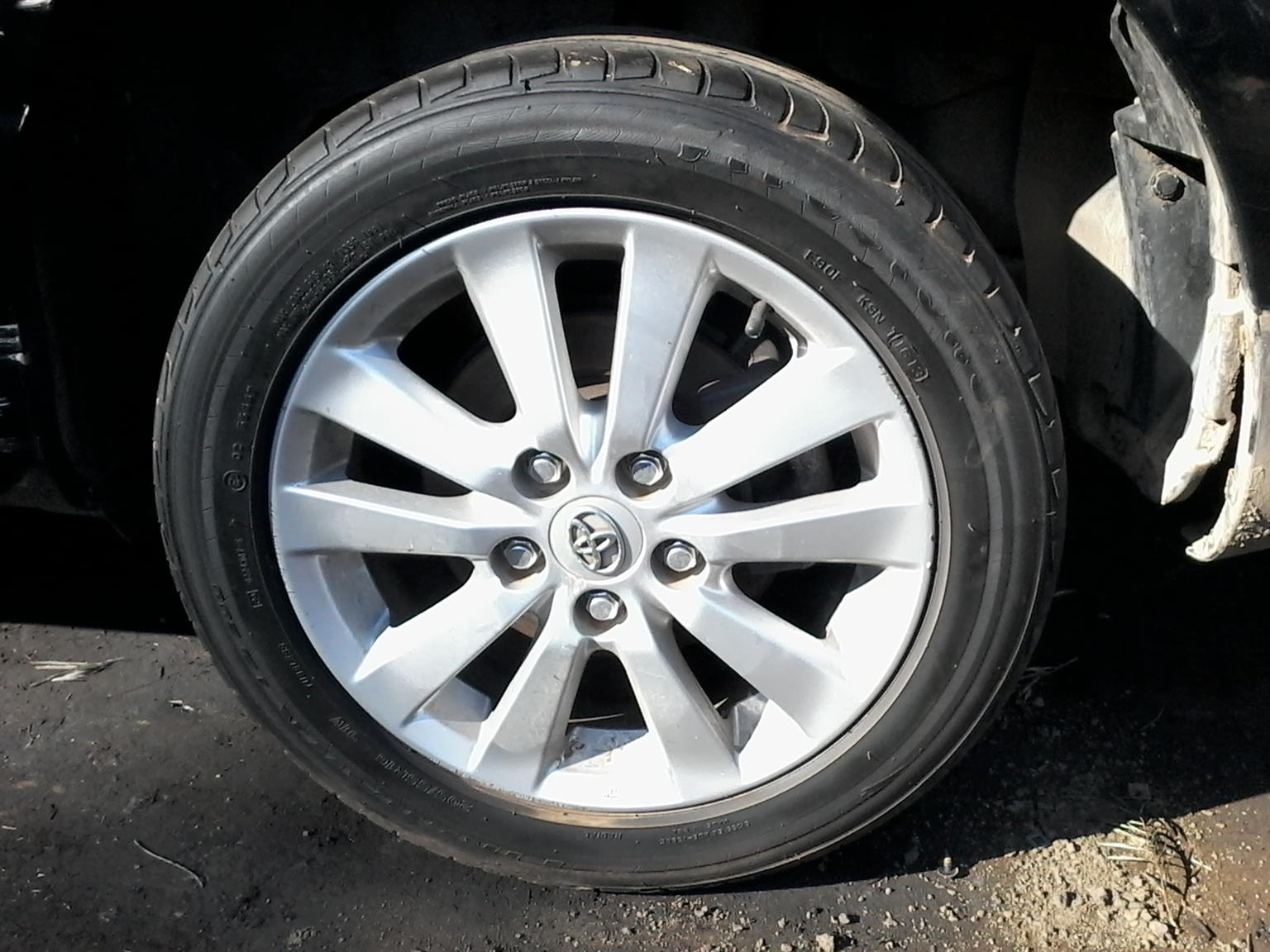 Mercedes Rims & Tyres for sale