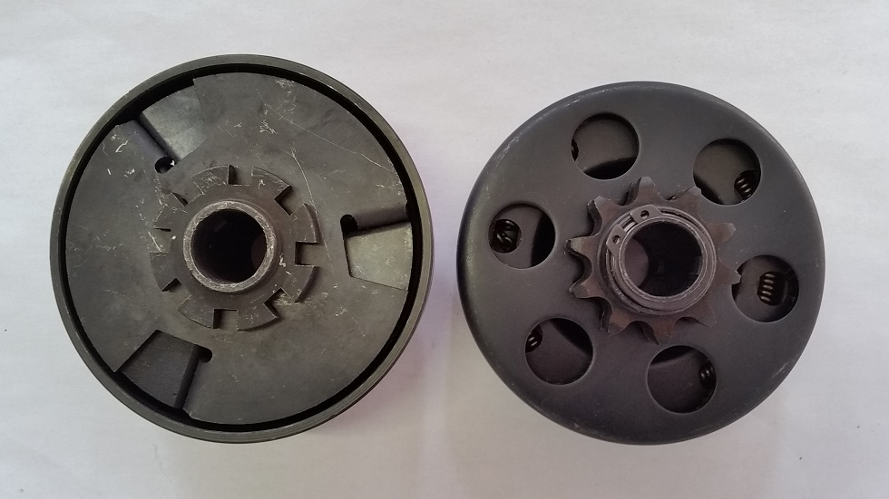 Dry clutches and other spares for gokarts & drift trikes - NEW