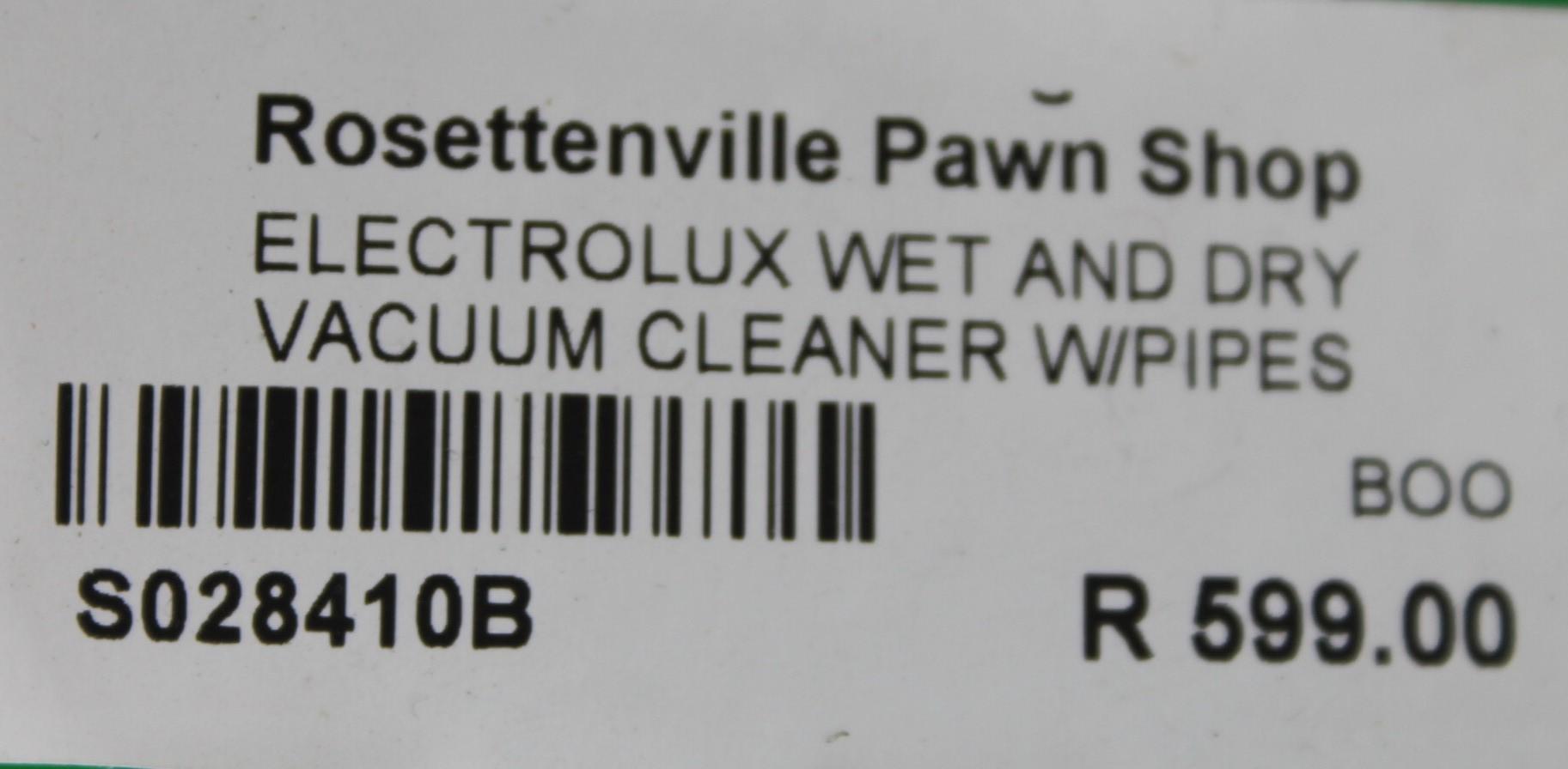 Electrolux vacuum cleaner S028410b #Rosettenvillepawnshop
