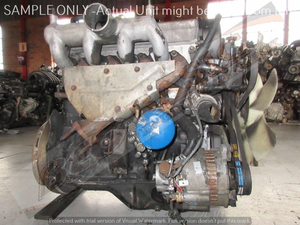 HYUNDAI H100 -D4BB 2.6L NON TURBO DIESEL Engine