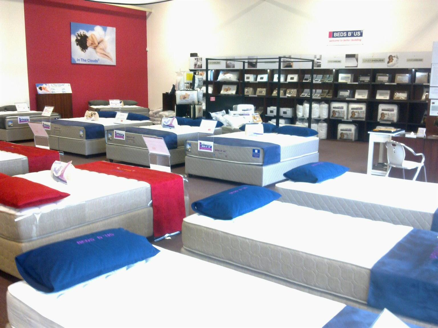 BEDS B' US your local specialist BED & MATTRESS SHOP