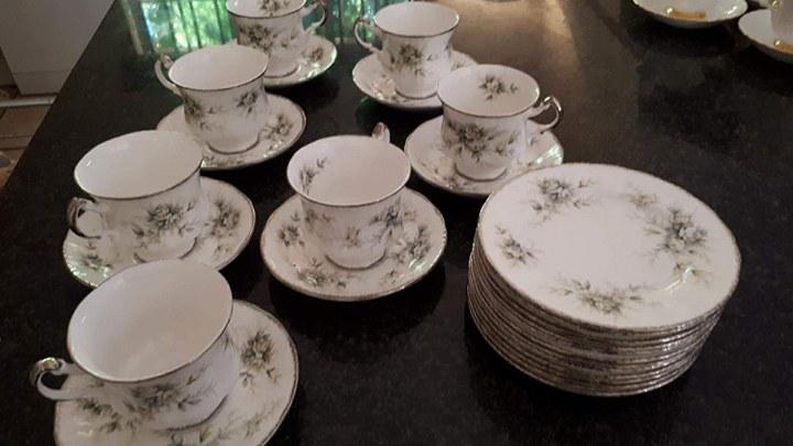 Royal Albert Paragon tea set