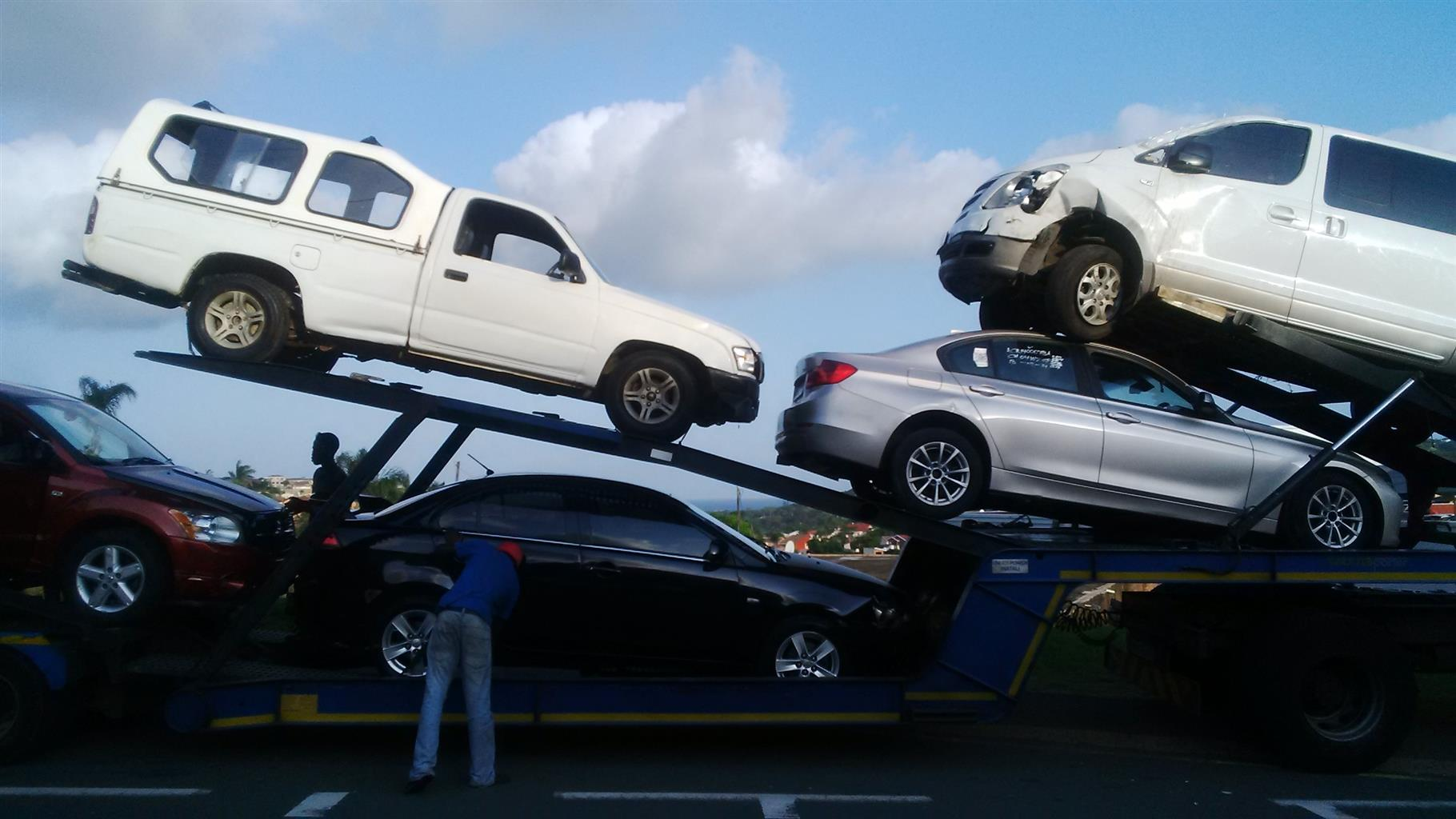 We Buy Cars and Bakkies Moving or not , We come to you anywhere in Western Cape
