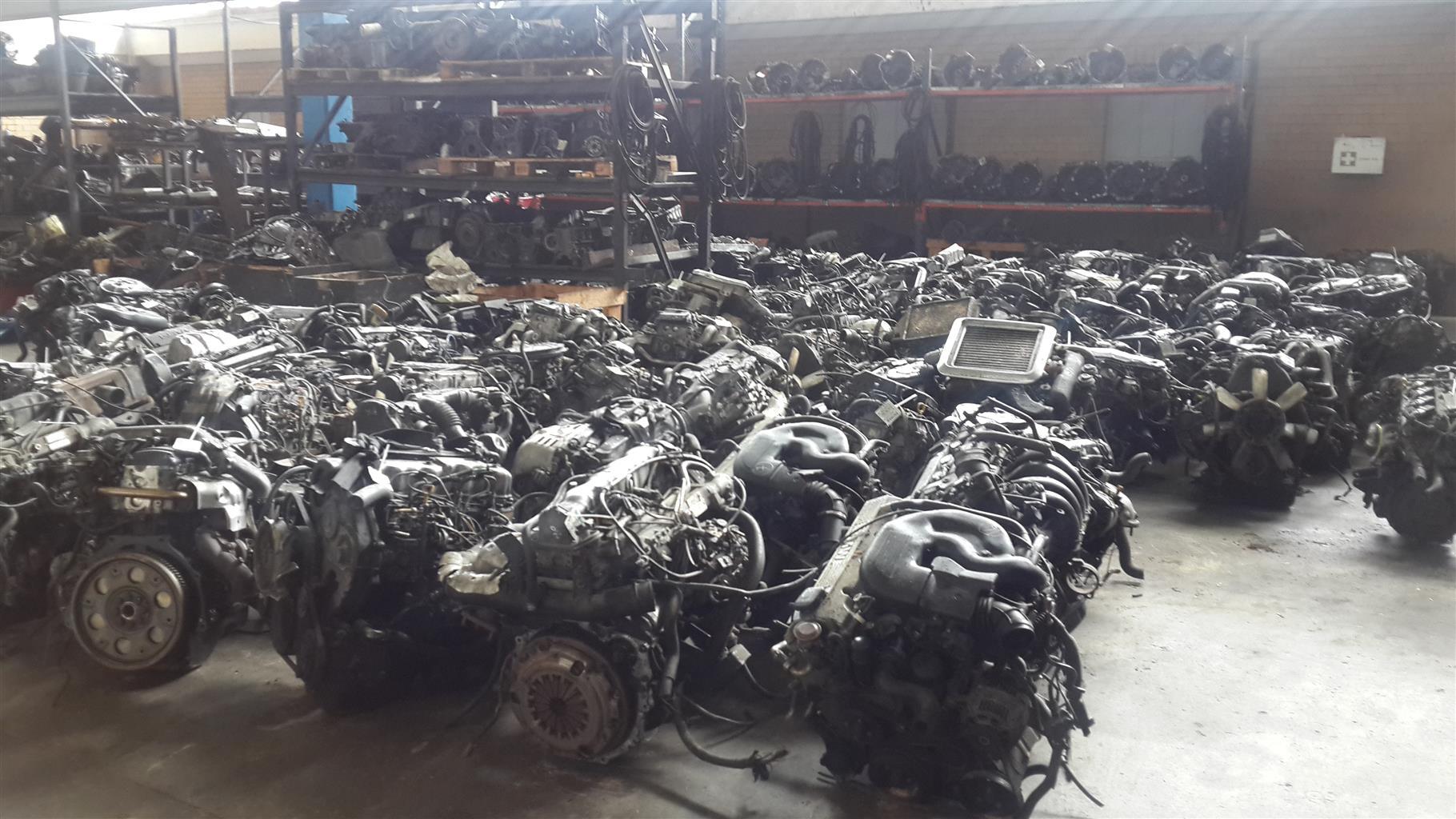 Mitsubishi Colt V6 4G74 Engine