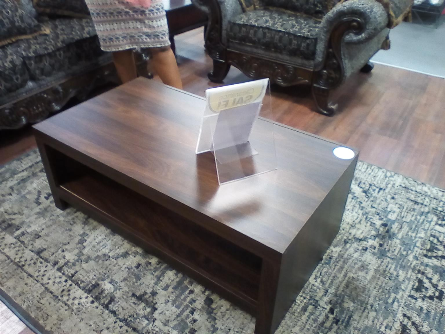 new dark brown Table