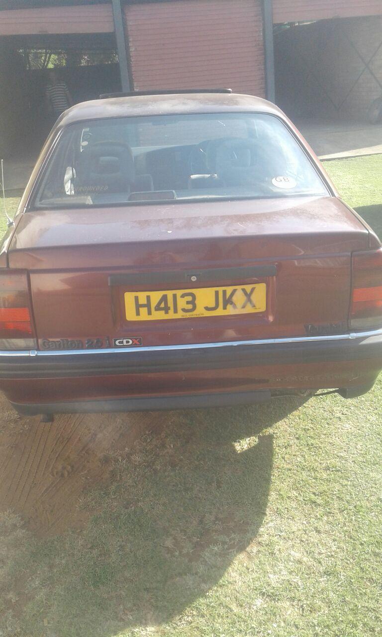 1991 Vauxhall Velox