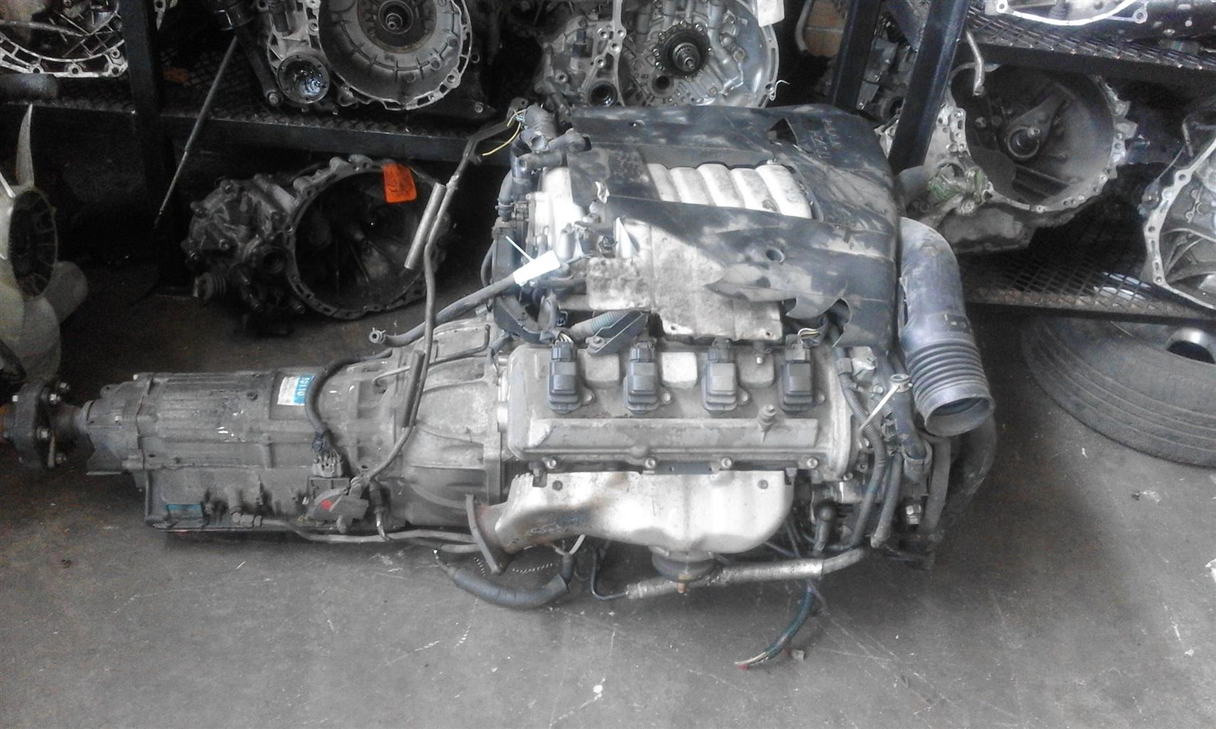 LEXUS V8 NON-VVTI ENGINE + gearbox FOR SALE | Junk Mail