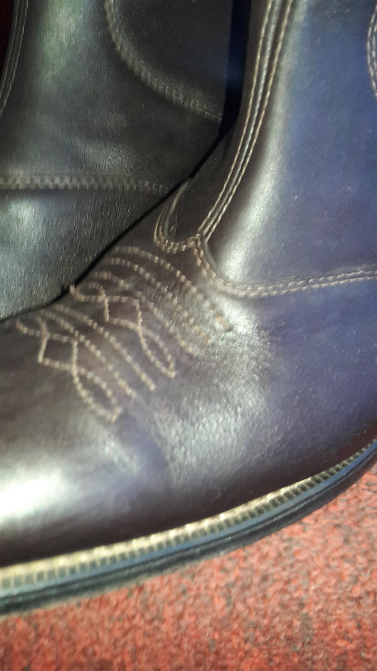 Boots Genuine Leather Boots