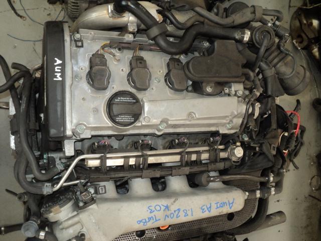 audi a3 1.8 20v turbo petrol engine (aum) - R13950