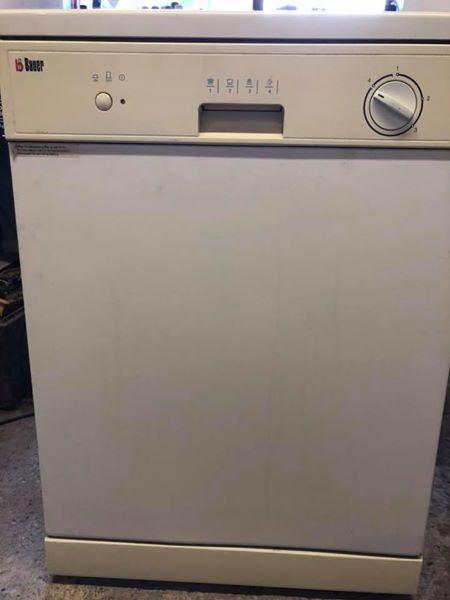 Bauer Dishwasher