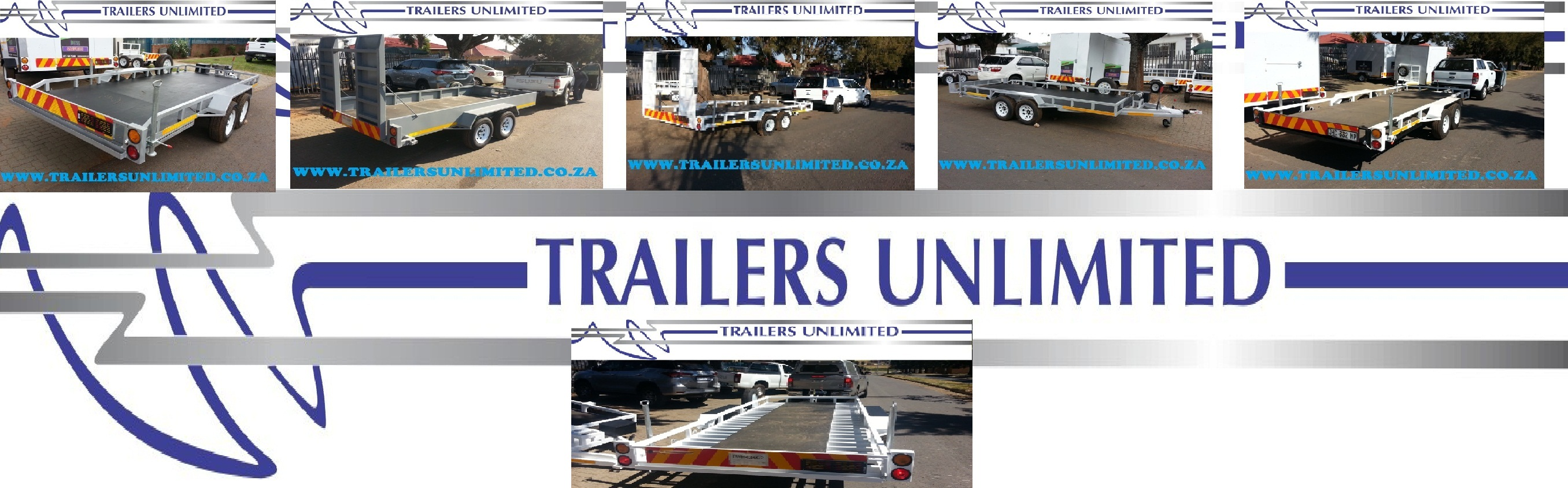 TRAILERS UNLIMITED.  CUSTOM BUILD CAR TRAILERS
