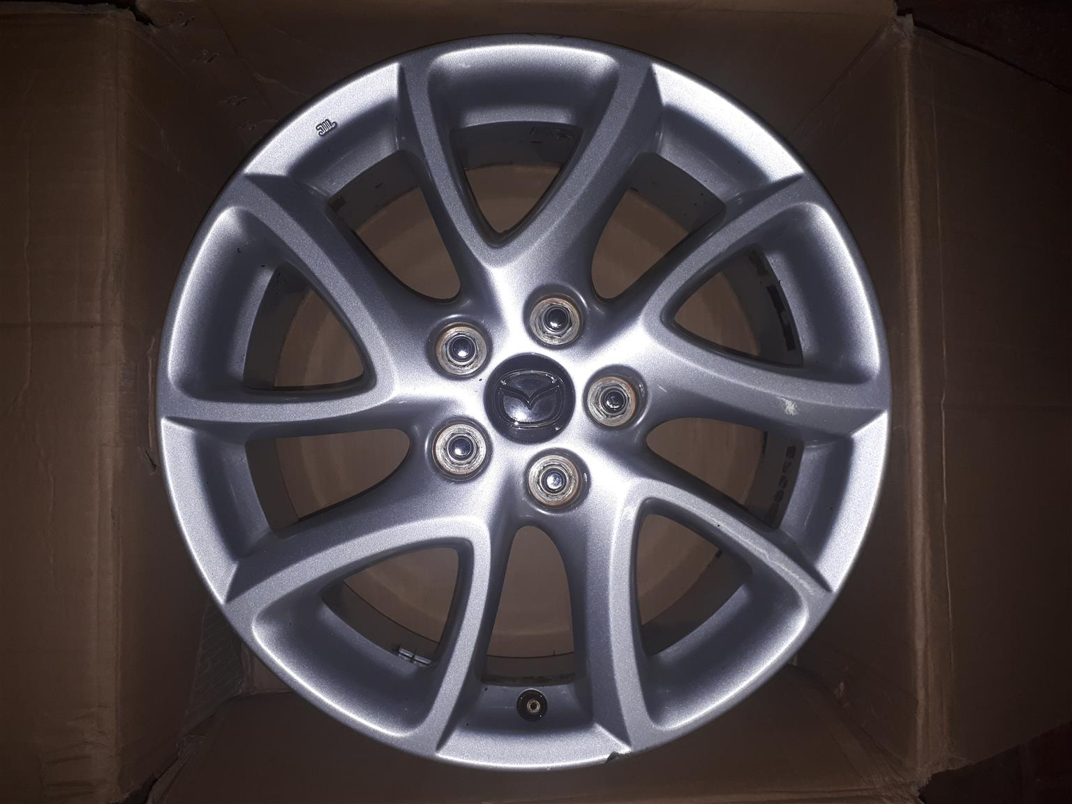 Mazda 3 Factory Fitted Rims X 4
