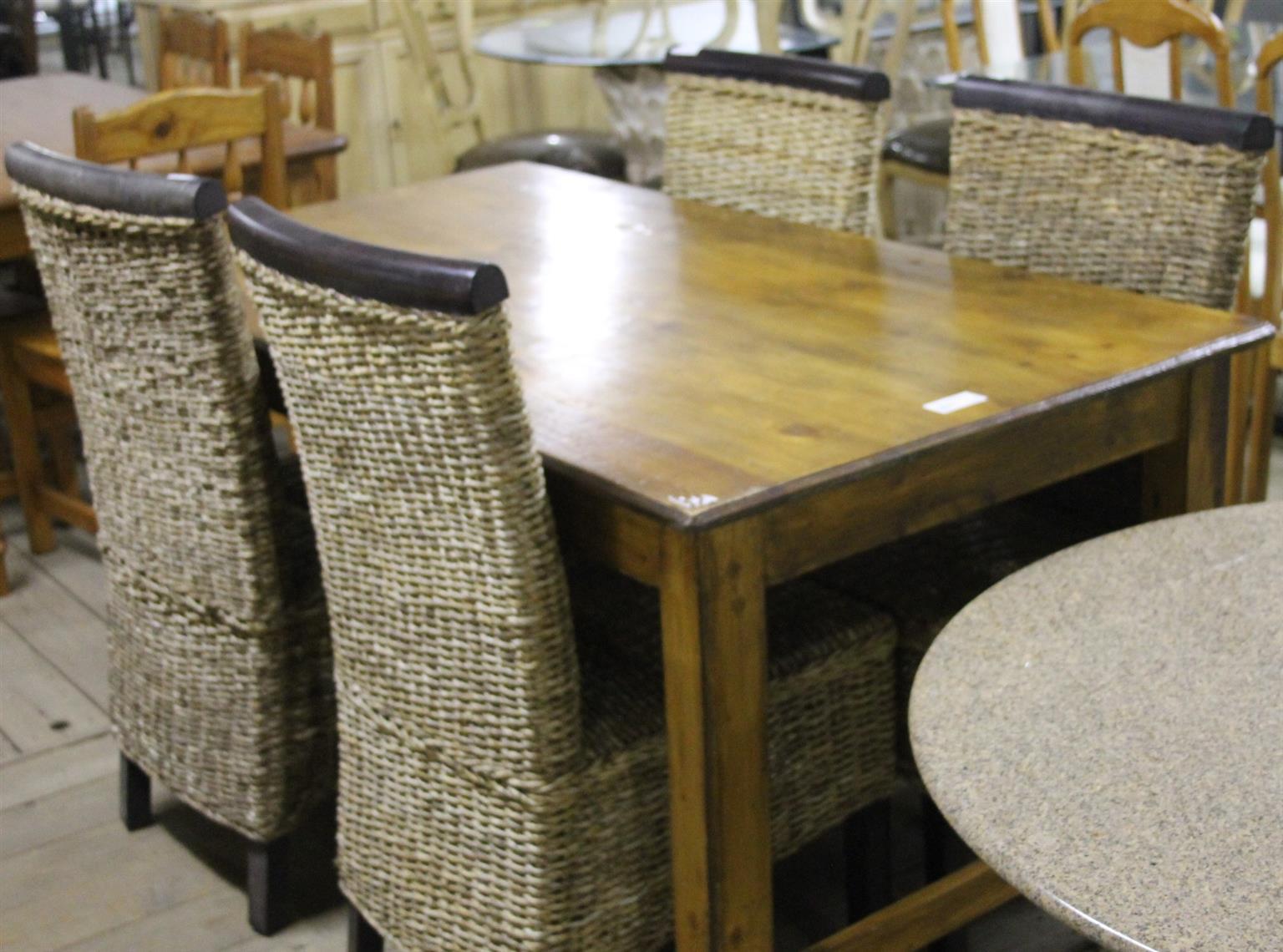 5 piece kitchen set S028672a  #Rosettenvillepawnshop