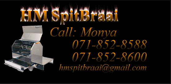 Spit / Rotisserie Braai service & catering ​​equipment hire, Best Spitbraai for best results