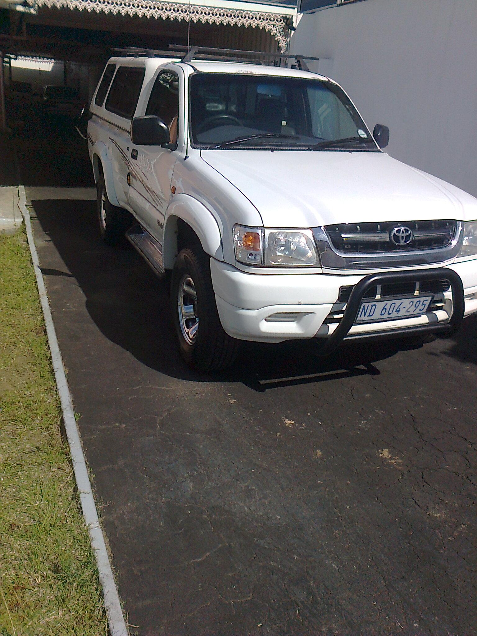 2003 Toyota Hilux 2 7 Raider Junk Mail