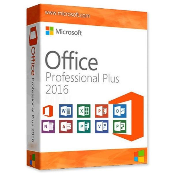 Used, Microsoft Office - 2016 Professional Pro Plus ( 32/64 Bit ) Lifetime Activation, Bluetech Computers for sale  Cape Town - Northern Suburbs
