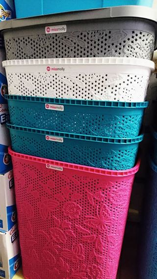 Miss Molly laundry Bins