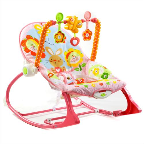 fisher-price infant-to-toddler rocker - girls