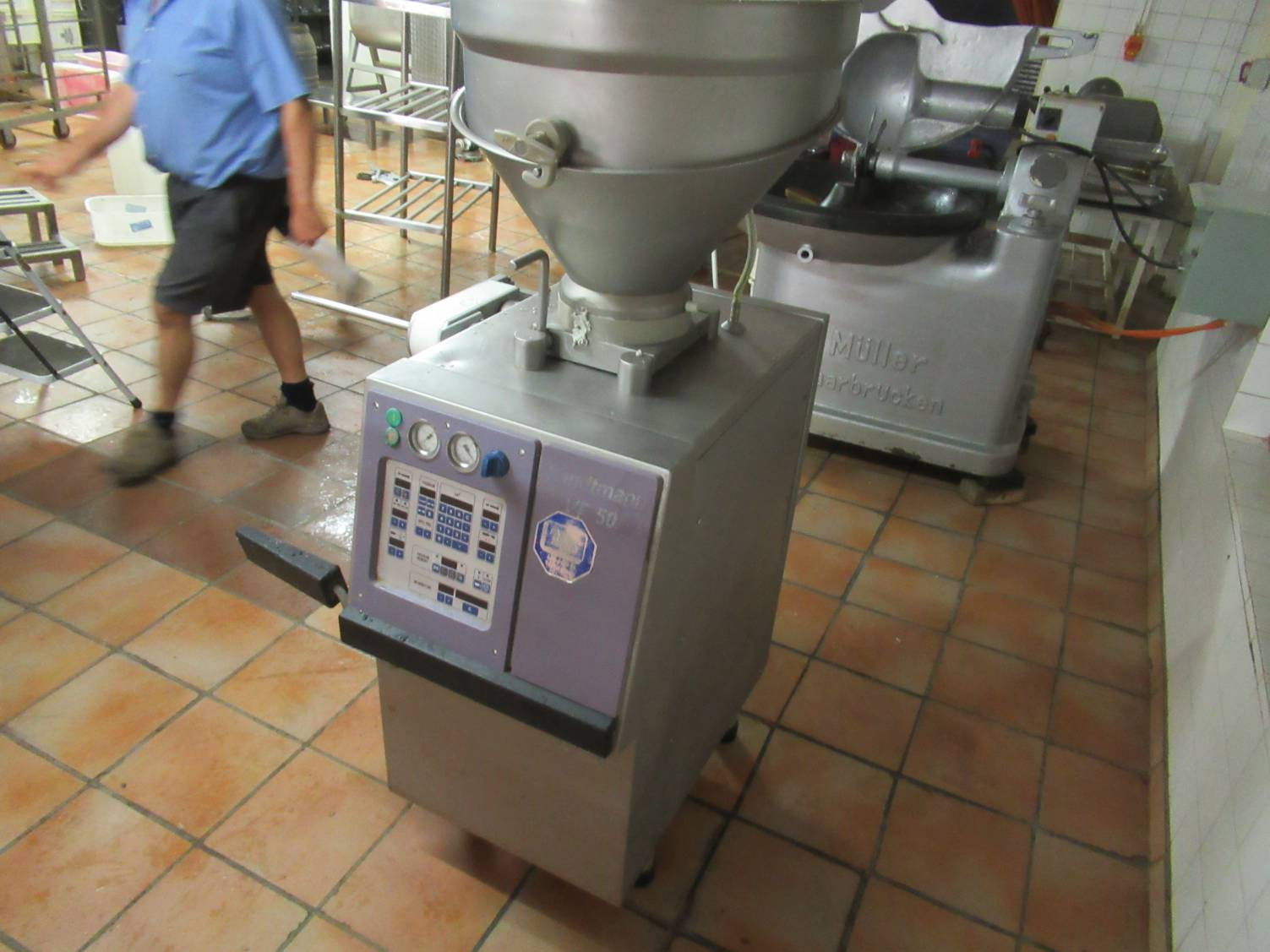 Handtmann VF50, Automatic - Butchery and Meat Processing Equipment in Virginia - Free State