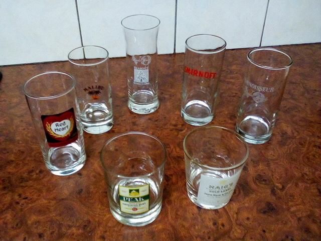 Bar Glasses : Brand Name glasses and mugs