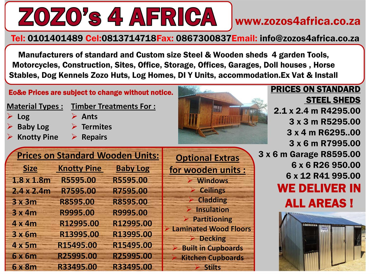 Warehouse  + large 4 bed house  Benoni   For sale or Rent  500 sq or 1000 sq,sheds  & Wendys,tool