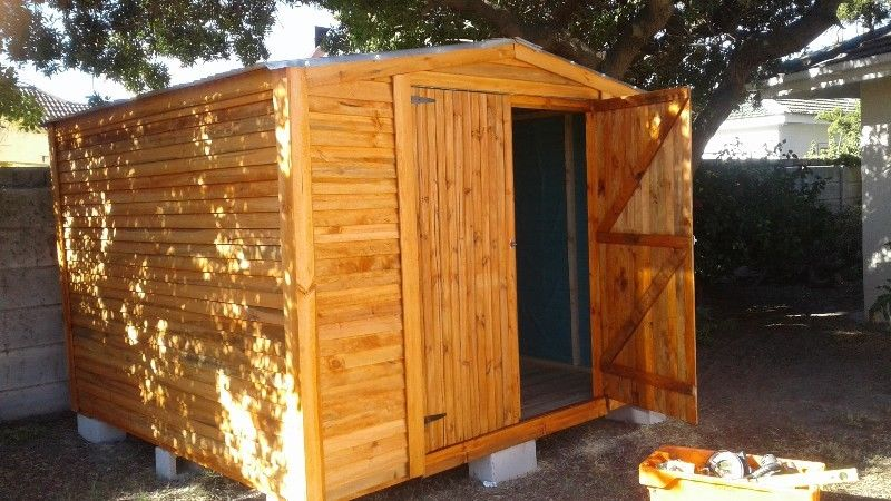 Skymax Construction:  storage wendy houses & tool sheds