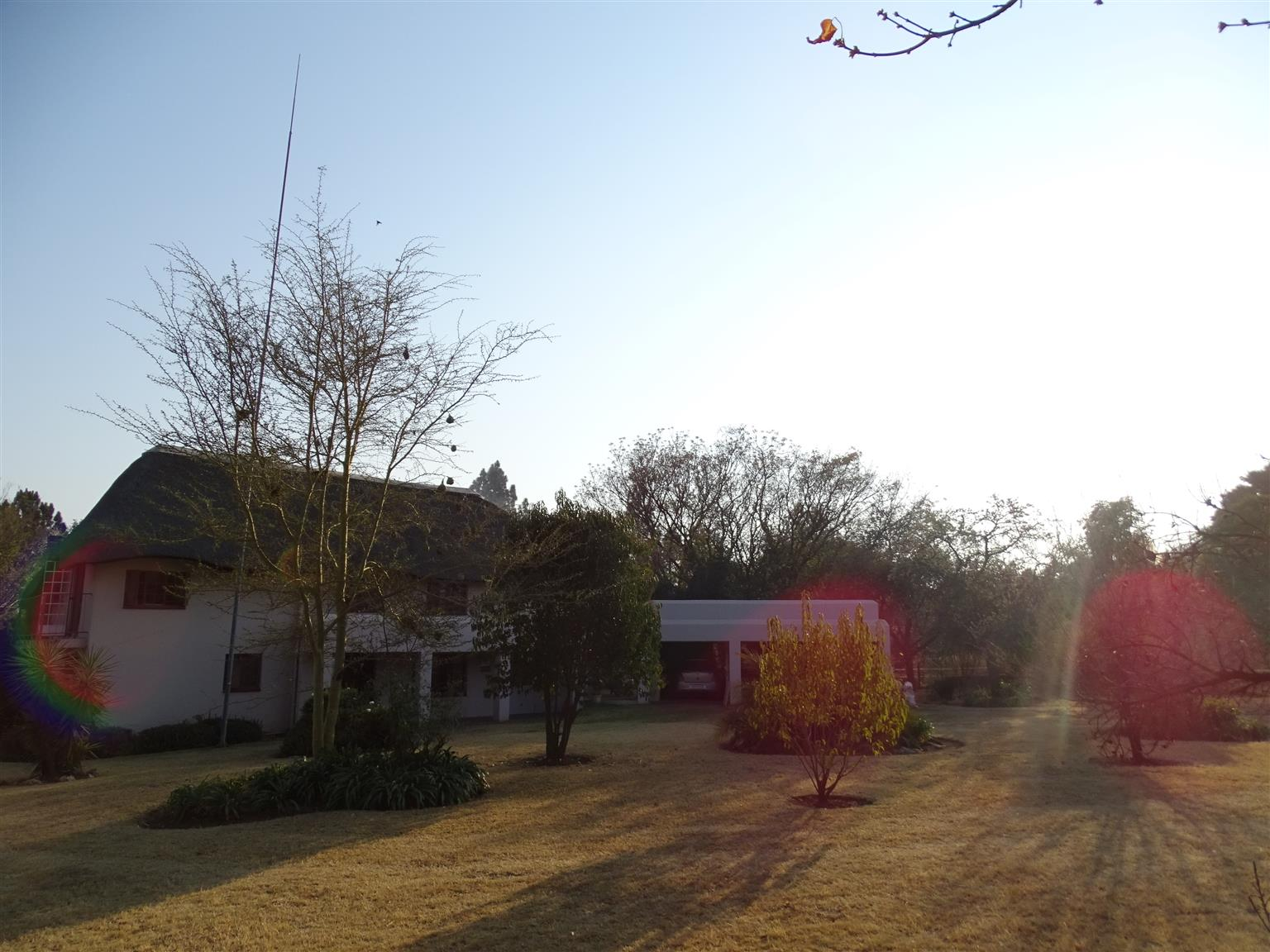 4 Bedroom house - Mnandi on 1 Hectare of land.