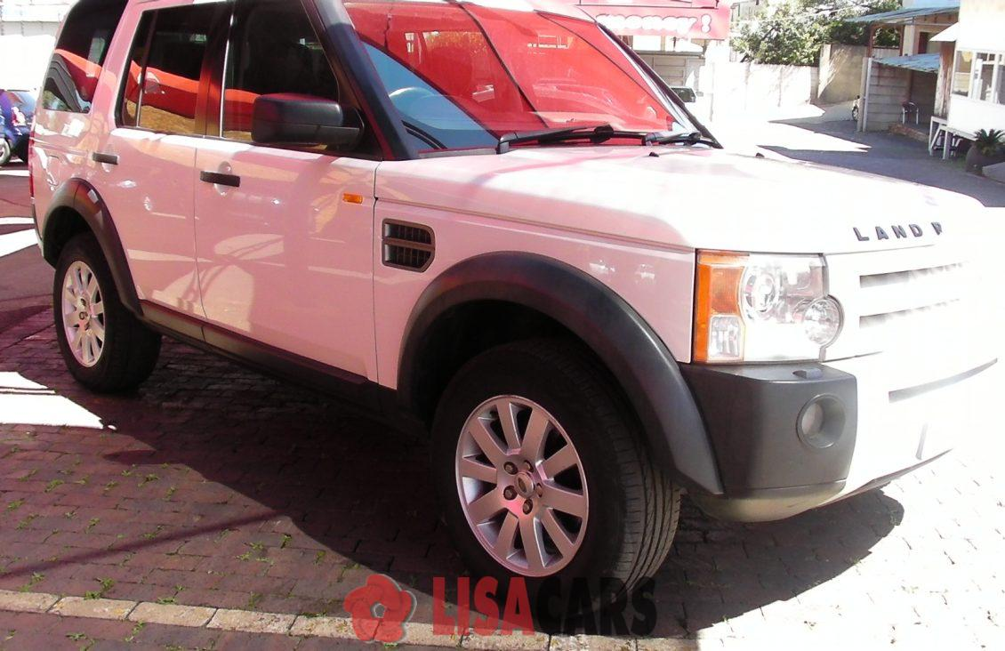 2011 Land Rover Discovery HSE Luxury Si6