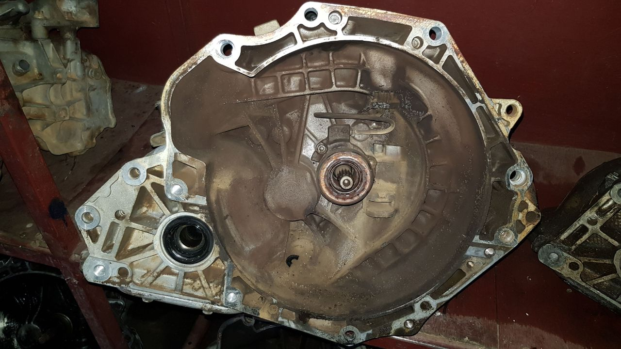 OPEDL ASTRA H 1.6 Z16XEP GEARBOX