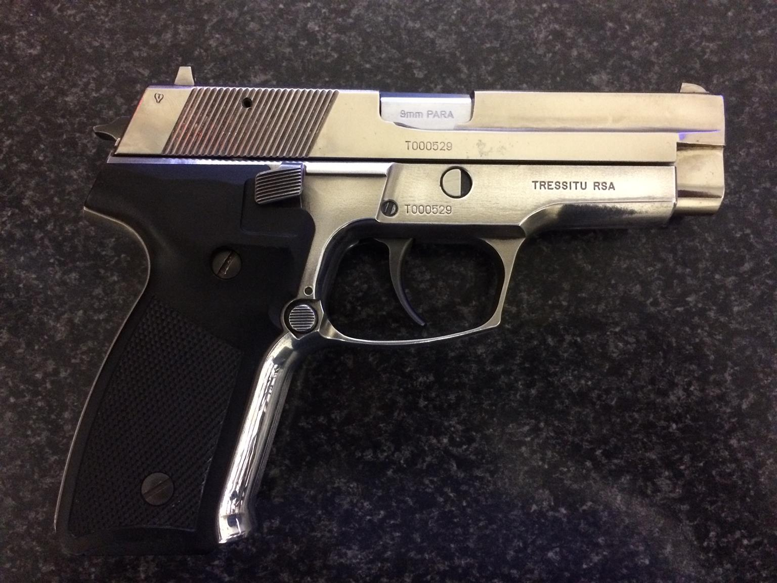 TZ 99 9mm pistol