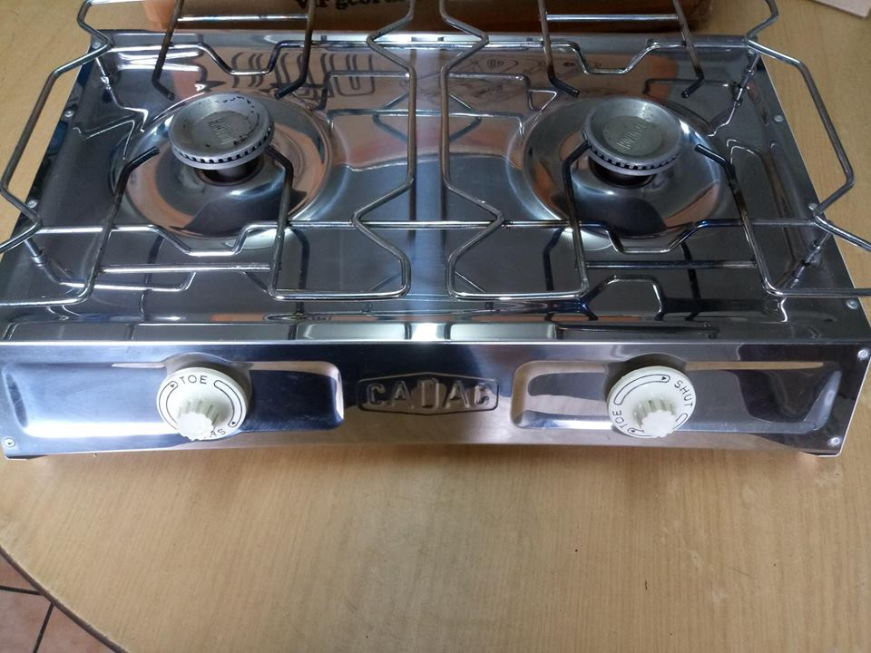 CADAC 2 burner gas cooker