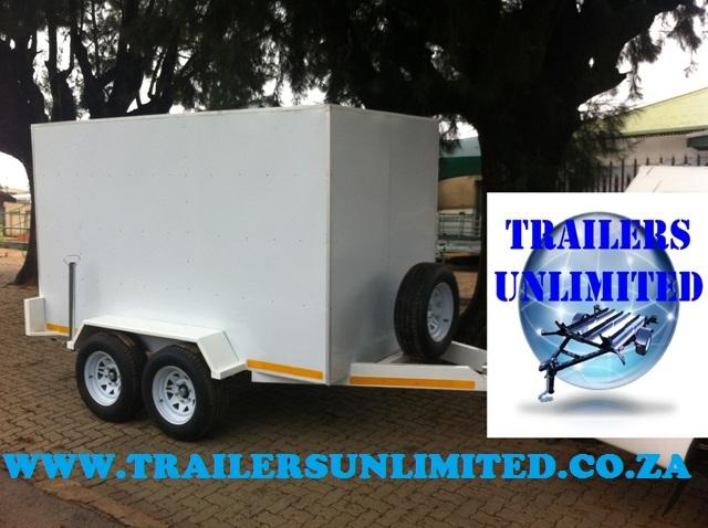 Enclosed Trailer 3100 x 1800 x 1800