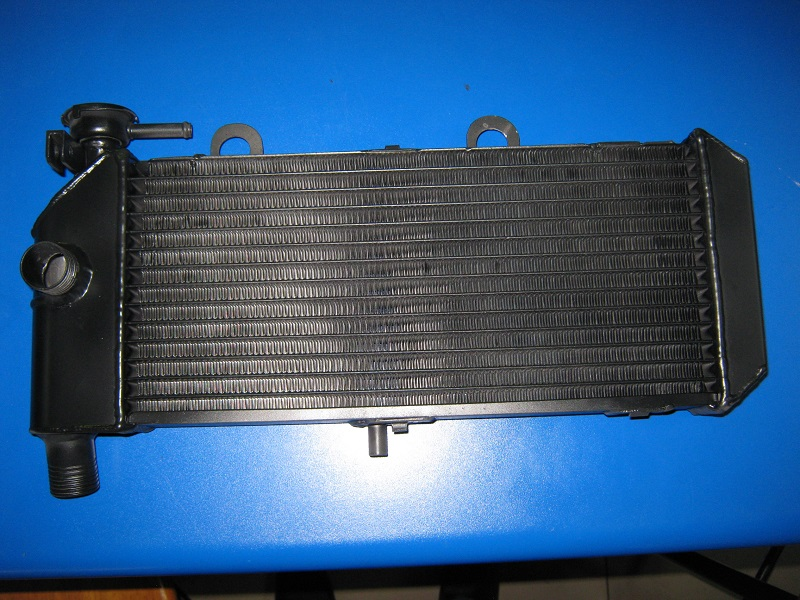 BMW F650GS Radiator